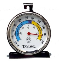 Taylor classic refrigerator thermometer