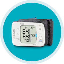 BP652N_7 Series Wrist Blood Pressure Monitor