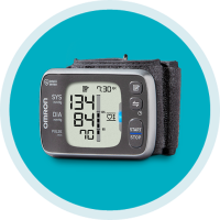 BP654_omron blood pressure