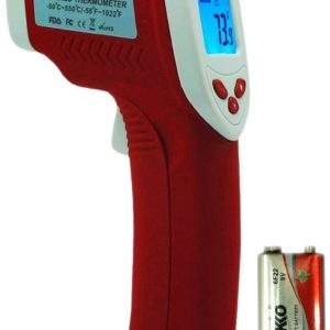Etekcity Lasergrip 1080 Infrared Thermometer Review - Thermometer